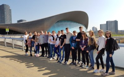 Geography trip to London